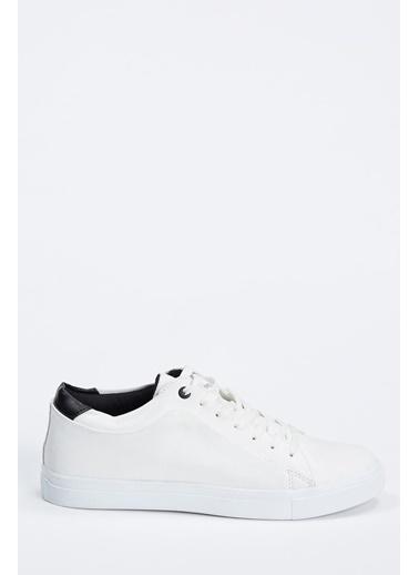 DeFacto Spor Ayakkabı Beyaz